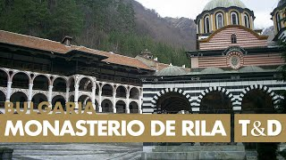 Download Monasterio De Rila - Bulgaria Video