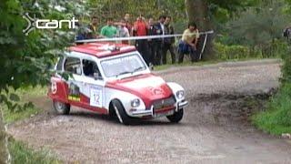 Download Crazy Citroen Dyane 6 Rally | Drifts & Maximum Attack | Alberto Miera 2007 - 2009 Video