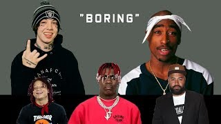 Download Celebrities React to Lil Xan Calling Tupac 'Boring' (Lil Yachty, Trippie Redd, HOT 97 + more ) Video