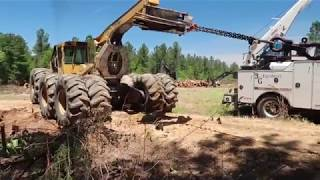 Download Heavy equipment tug of war! Who will win???? Video