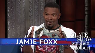Download Jamie Foxx Showed Diddy How To Party On A Budget Video
