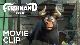 Download Ferdinand | ″Bull in a China Shop″ Clip | FOX Family Video