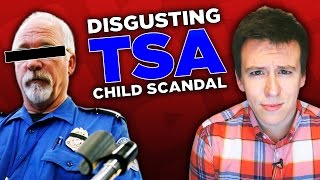Download DISGUSTING! People Outraged Over New Video Exposing TSA's Treatment of a Child Video