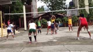 Download Tune-up game between Bohol Province & Tagbilaran City Girls Volleyball Team! Video