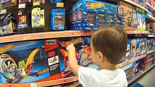 Download 🚗 Comprando Brinquedos da Hot Wheels na Loja de Brinquedos Toys R Us 🎁 Video