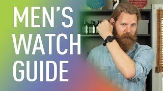 Download Men's Watch Guide Video