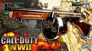 Download CoD WW2 Thompson VICIOUS!? Reverse Boosting in WW2? Video