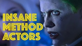 Download 6 Method Actors Who Are Probably Insane Video