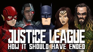Download How Justice League Should Have Ended Video