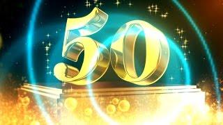 Download Привітання Ювіляра з 50 річчям Video