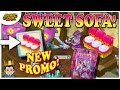 Download NEW ANIMAL JAM PROMO 🍰 SWEET SOFA IS AWESOME! FIRST LOOK Video