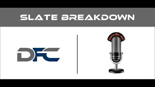 Download FanDuel & DraftKings NBA Slate Breakdown 10-20-17 Video