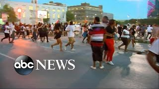 Download Dallas Protest Quickly Turns to Tragedy Video