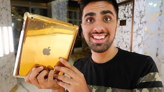 Download 24 KARAT GOLD IPAD !!! Video