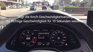 Download Stop Kilometer Filter Blocker Audi Q7 Tachofilter statt Tachojustierung Video