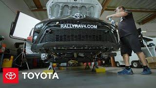 Download Toyota RAV4: The Machine: Toyota Rally RAV4 featuring Ryan Millen   Toyota Video