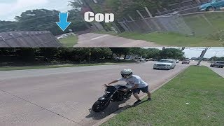 Download The Worst Bike To Run From The Cops On??? Video