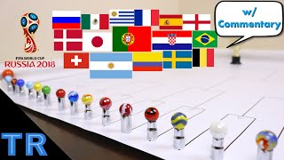 Download World Cup Marble Race 2018 | Toy Racing Video