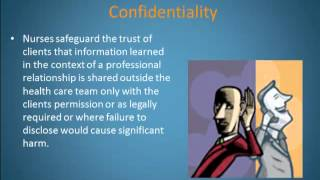 Download Legal and Ethical Issues in nursing Video