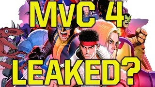Download Marvel VS Capcom 4 LEAKED - Why it COULD HAPPEN (PlayStation Experience 2016 predictions - PSX 2016) Video