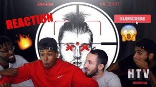 Download KILLSHOT - EMINEM (MGK DISS TRACK) REACTION/REVIEW *REST IN PEACE* Video