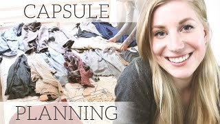 Download Planning My Capsule Wardrobe | spring/summer Project 333 Video