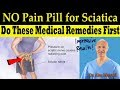 Download NO Pain Pill for Sciatica / Do These Proven Medical Remedies First - Dr. Alan Mandell, DC Video
