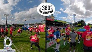 Download Pro Bowl Skills Showdown All-Access in 360º Video