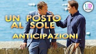 Download Anticipazioni Un posto al sole, 13-17 novembre 2017. Elena e Roberto cedono alla passione! Video