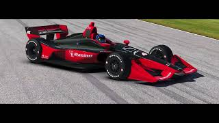 Download The IndyCar Dallara IR-18 is Coming to iRacing March 6th Video