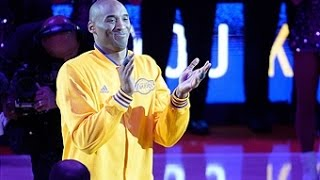 Download Magic Johnson and NBA Greats Pay Tribute to Kobe Bryant Video