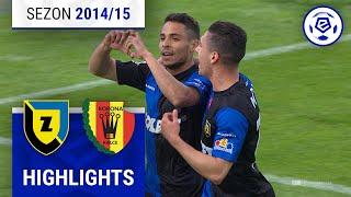 Download Zawisza Bydgoszcz - Korona Kielce 3:1 [skrót] sezon 2014/15 kolejka 32 Video