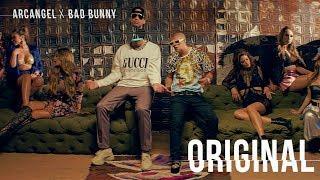 Download Arcangel ➕ Bad Bunny - Original Video