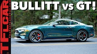 Download Is The New 2019 Ford Mustang Bullitt Worthy Of The Iconic Name? Video