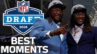 Download Best Moments from the 2018 Draft | NFL Video