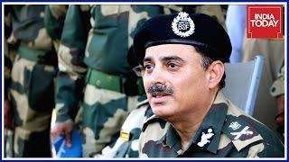 Download DG, BSF Speaks On Terrorist Encounter At Samba Sector In J&K Video