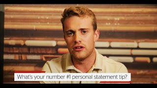 Download Which? staff reveal their #1 personal statement tip Video