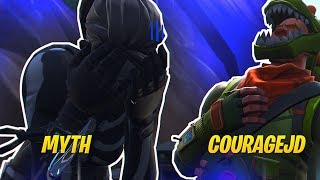 Download COURAGE MADE ME CRY :( - FUNNIEST SQUAD W/ COURAGEJD, MARCEL & NOAHJ456 (Fortnite Battle Royale) Video