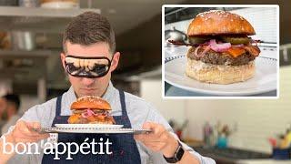Download Recreating Jamie Oliver's Insanity Burger From Taste | Bon Appétit Video