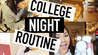Download College Night Routine | BiancaCelinexo♡ Video