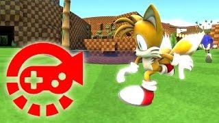 Download 360° Video - Run Sonic Run, Green Hill Zone Video