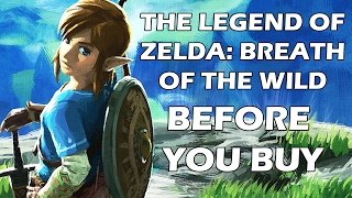 Download The Legend of Zelda: Breath of the Wild - 15 Things You NEED To Know BEFORE YOU BUY Video