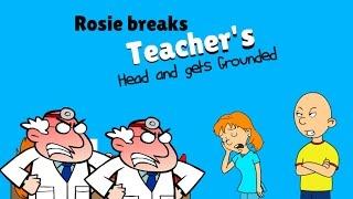 Download Rosie breaks Teacher's Head/Grounded Video