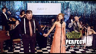 Download Perfect Duet - Ed Sheeran & Beyonce ('50s Prom Cover) ft. Mario Jose, India Carney & Dave Koz Video