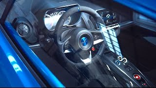 Download Alpine A110 INTERIOR Video REVIEW New 2017 Renault Alpine A110 INTERIOR Video 2018 CARJAM TV Video