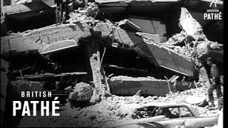 Download Earthquake Hits Yugoslav City Of Skopje (1963) Video