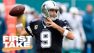 Download Is Tony Romo A Hall Of Famer? | First Take | April 5, 2017 Video