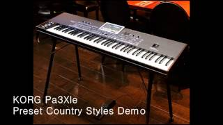 Download PA3Xle Demo - Country Styles Video