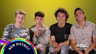 Download Music Choice Games: New District - What's In My Mouth Video