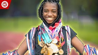 Download Tamari Davis | Fastest 14-Year Old On Earth Video